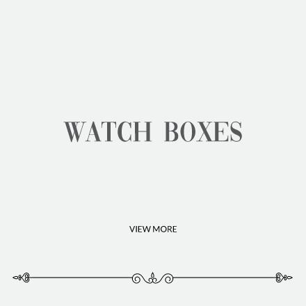 Shemer Watch Boxes Brand