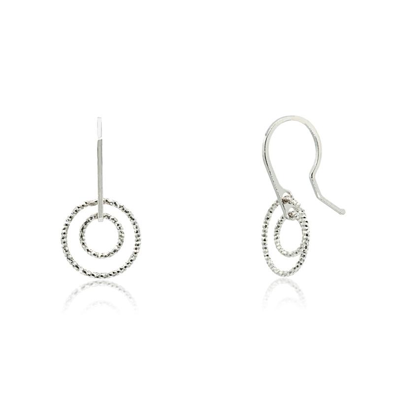 CiCi Classico Short Pin Picolo Earrings